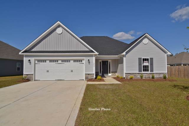 444 Worsley Way, Jacksonville, NC 28546 (MLS #100191249) :: David Cummings Real Estate Team