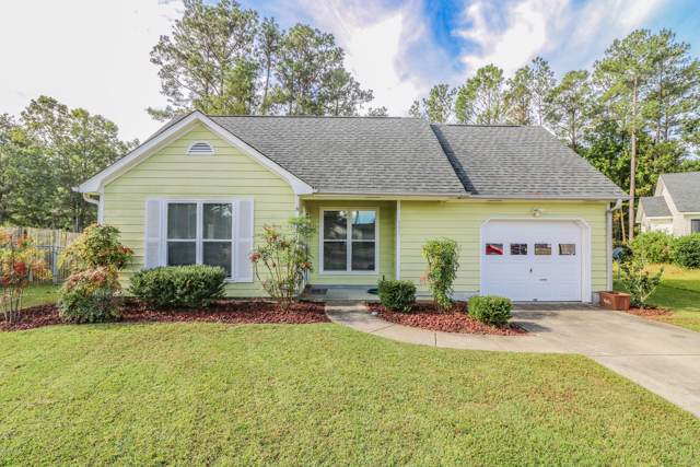 111 Honey Tree Court, Midway Park, NC 28544 (MLS #100191262) :: RE/MAX Elite Realty Group