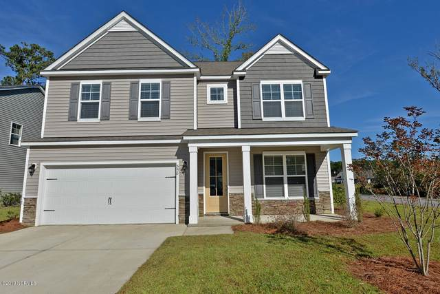 558 Esthwaite Drive SE Lot 3226, Leland, NC 28451 (MLS #100191295) :: The Keith Beatty Team