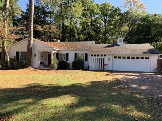 1203 Country Club Drive, Kinston, NC 28504 (MLS #100191300) :: Vance Young and Associates