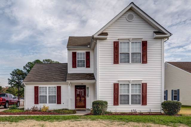 1015 Weathervane Hill Drive, Rocky Mount, NC 27803 (MLS #100191393) :: The Oceanaire Realty