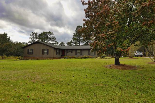 451 Tracy Brown Road, Magnolia, NC 28453 (MLS #100191413) :: Courtney Carter Homes