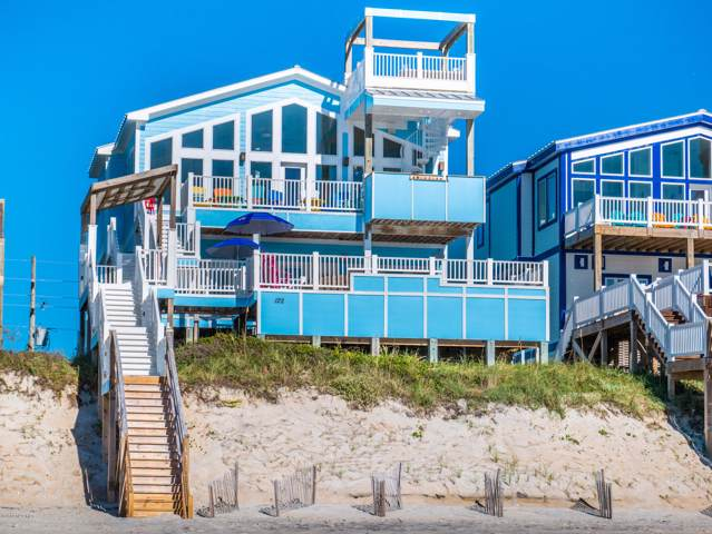 122 N Shore Drive, Surf City, NC 28445 (MLS #100191414) :: Courtney Carter Homes