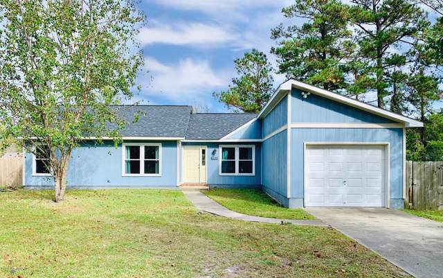 2202 Bridle Trail, Midway Park, NC 28544 (MLS #100191435) :: RE/MAX Elite Realty Group