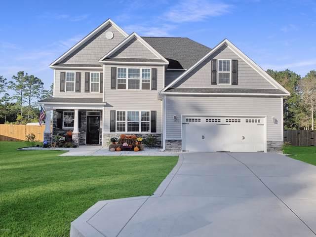 603 Skiff Court, Swansboro, NC 28584 (MLS #100191460) :: Coldwell Banker Sea Coast Advantage