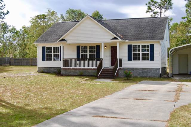191 Crystal Road, Southport, NC 28461 (MLS #100191500) :: The Chris Luther Team