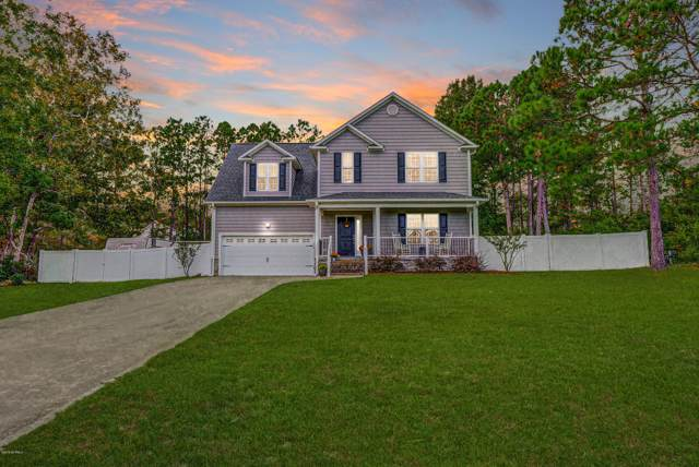 116 Calcos Court, Holly Ridge, NC 28445 (MLS #100191615) :: Coldwell Banker Sea Coast Advantage