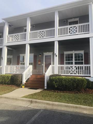 28 Schooner Drive, Swansboro, NC 28584 (MLS #100191673) :: Coldwell Banker Sea Coast Advantage