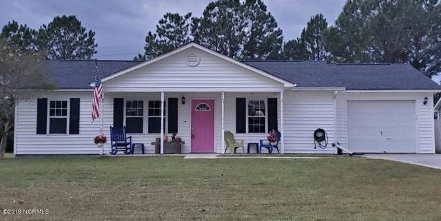 215 Foxhall Road, Newport, NC 28570 (MLS #100191710) :: RE/MAX Elite Realty Group