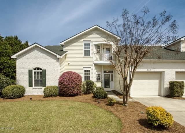 3138 Lakeside Commons Drive SE #4, Southport, NC 28461 (MLS #100191772) :: Vance Young and Associates