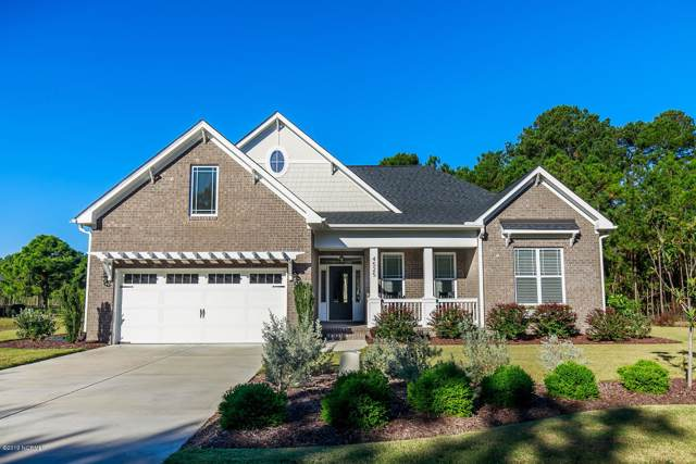 4525 Regency Crossing, Southport, NC 28461 (MLS #100191777) :: Vance Young and Associates
