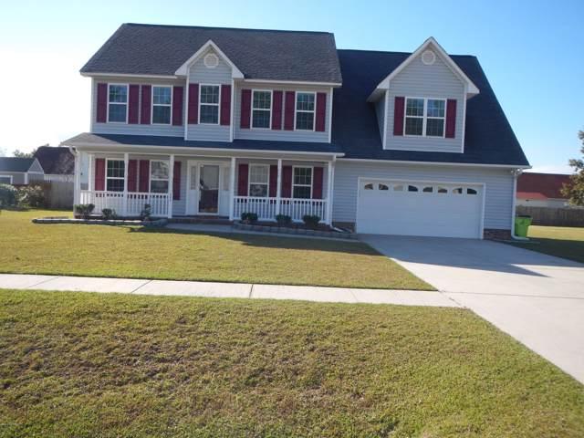 203 Macdonald Boulevard, Havelock, NC 28532 (MLS #100191789) :: CENTURY 21 Sweyer & Associates