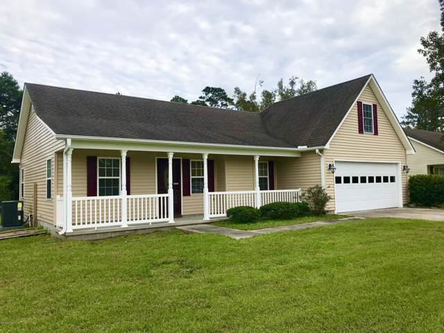 1188 Tebo Road, New Bern, NC 28562 (MLS #100191826) :: RE/MAX Elite Realty Group