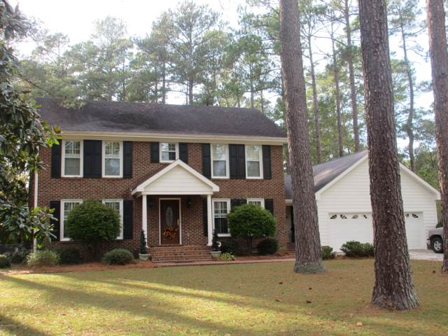 8181 Glasgow Drive, Laurinburg, NC 28352 (MLS #100191830) :: The Bob Williams Team