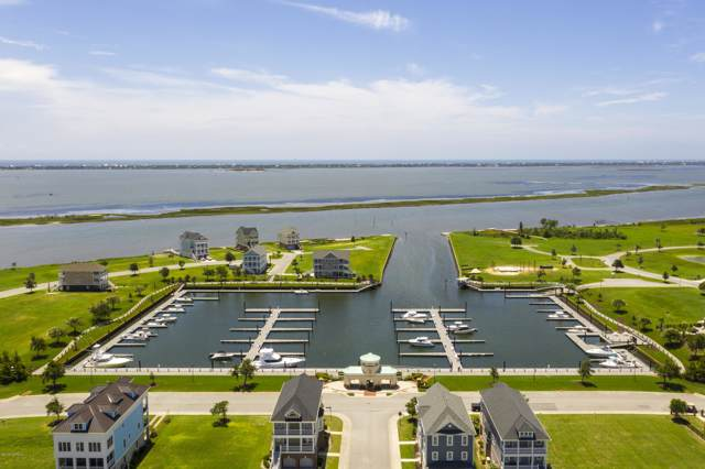 10c Dock D Cannonsgate, Newport, NC 28570 (MLS #100191839) :: The Keith Beatty Team