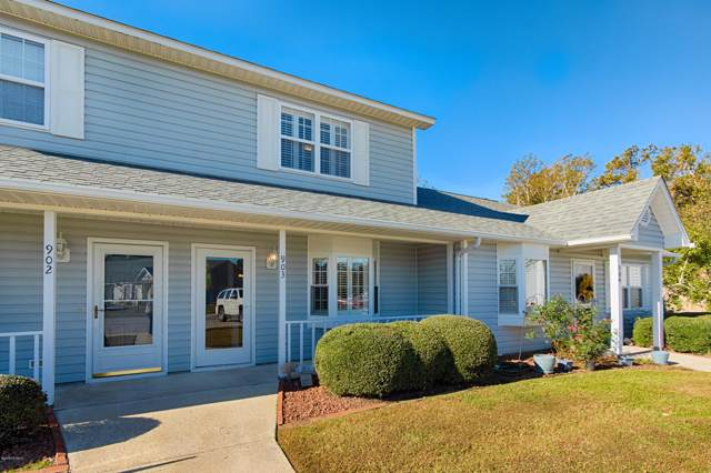 303 Barbour Road #903, Morehead City, NC 28557 (MLS #100191847) :: RE/MAX Essential