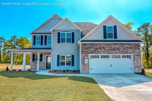 607 Coral Reef Court, Sneads Ferry, NC 28460 (MLS #100191880) :: Courtney Carter Homes