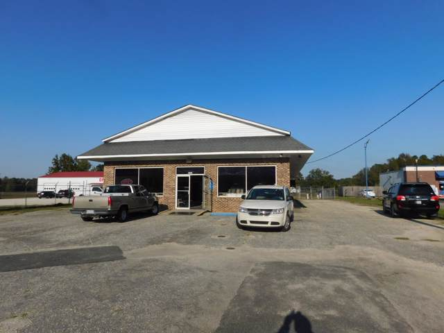 1306 N Roberts Avenue, Lumberton, NC 28358 (MLS #100191989) :: The Keith Beatty Team
