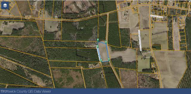 5.54 Ac Nc 1306 (Gwynn Rd), Longwood, NC 28452 (MLS #100192003) :: Courtney Carter Homes