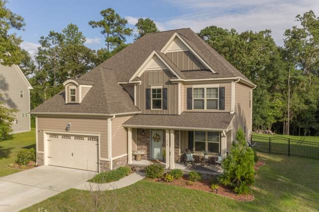 310 Leaward Trace, Swansboro, NC 28584 (MLS #100192009) :: Courtney Carter Homes