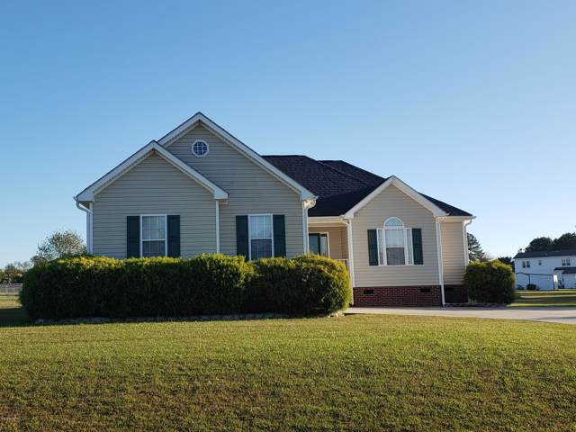 204 Woodcroft Drive, Goldsboro, NC 27534 (MLS #100192016) :: Courtney Carter Homes