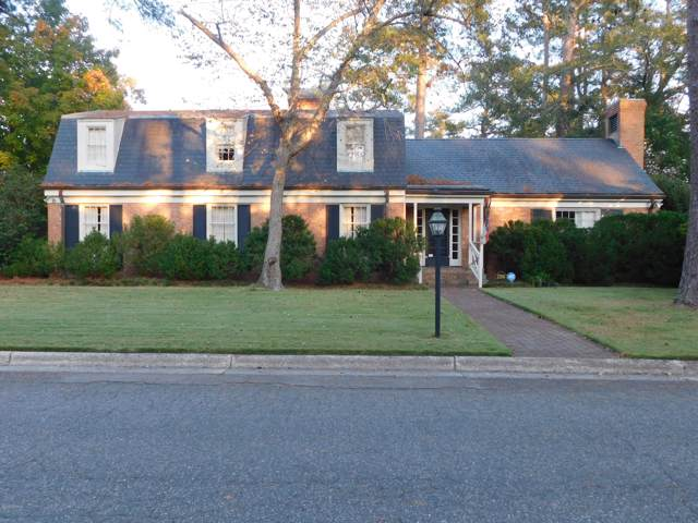 2206 N Barker Street, Lumberton, NC 28358 (MLS #100192088) :: Vance Young and Associates