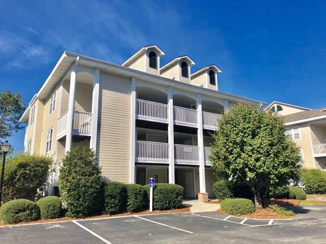 3350 Club Villa Drive SE #1102, Southport, NC 28461 (MLS #100192090) :: Courtney Carter Homes