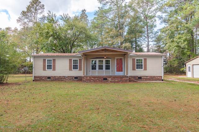 519 N Brown Road, Beulaville, NC 28518 (MLS #100192091) :: David Cummings Real Estate Team
