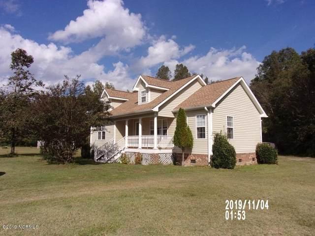 332 Heathers Folly Road, Willard, NC 28478 (MLS #100192103) :: Donna & Team New Bern