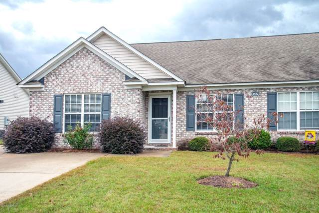 2532 Saddleback Drive A, Winterville, NC 28590 (MLS #100192192) :: Berkshire Hathaway HomeServices Prime Properties