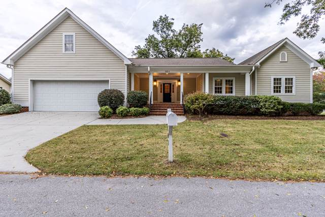 101 Wantland Street, Jacksonville, NC 28540 (MLS #100192195) :: Courtney Carter Homes