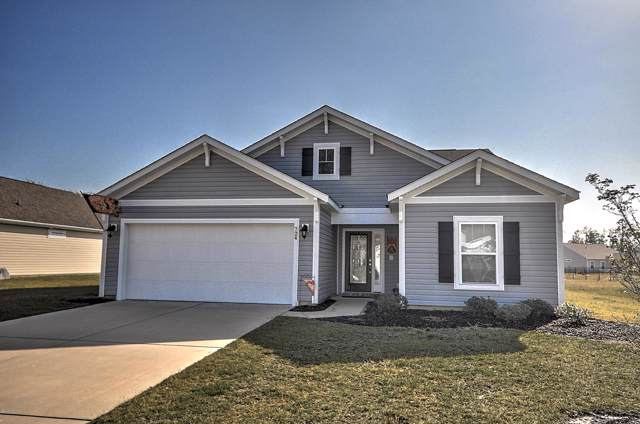 724 Pickering Drive NW, Calabash, NC 28467 (MLS #100192201) :: RE/MAX Elite Realty Group