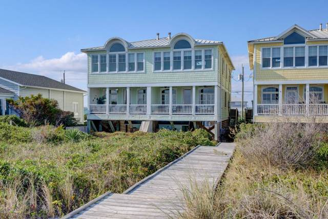 903 Ocean Boulevard A, Topsail Beach, NC 28445 (MLS #100192264) :: The Rising Tide Team