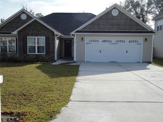 910 Periwinkle Court, Jacksonville, NC 28546 (MLS #100192281) :: Donna & Team New Bern