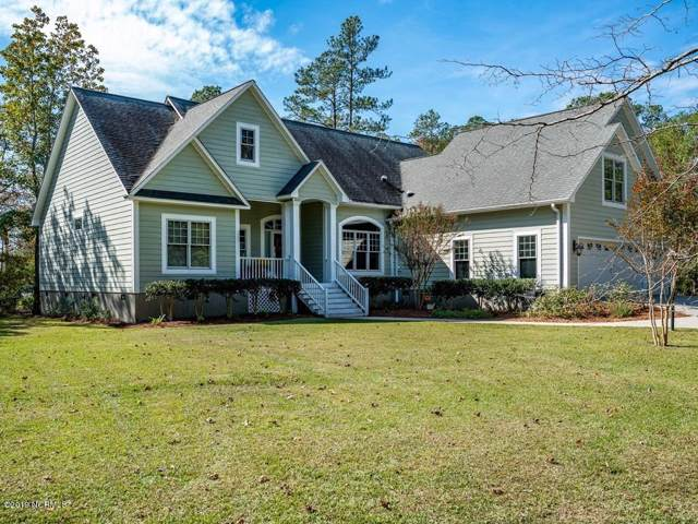104 Lois Lane, Oriental, NC 28571 (MLS #100192286) :: Donna & Team New Bern