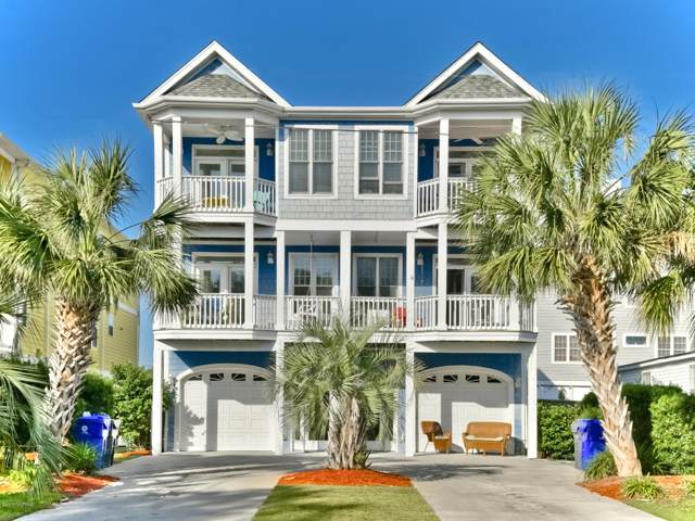 1510 Bonito Lane B, Carolina Beach, NC 28428 (MLS #100192312) :: CENTURY 21 Sweyer & Associates