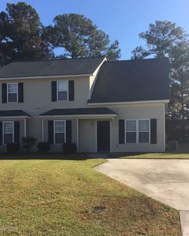 1139 Brownlea Drive B, Greenville, NC 27858 (MLS #100192315) :: The Tingen Team- Berkshire Hathaway HomeServices Prime Properties