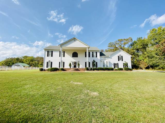 1206 Mercer Mill Road, Elizabethtown, NC 28337 (MLS #100192316) :: The Keith Beatty Team