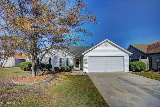 418 Point View Court, Wilmington, NC 28411 (MLS #100192321) :: The Keith Beatty Team