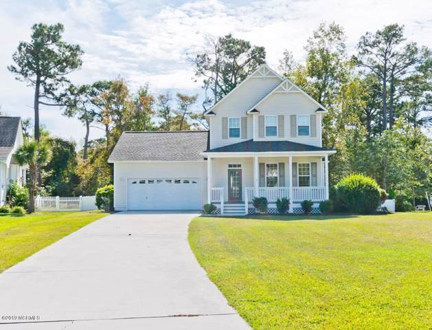 223 Bluewater Cove, Cape Carteret, NC 28584 (MLS #100192324) :: RE/MAX Elite Realty Group