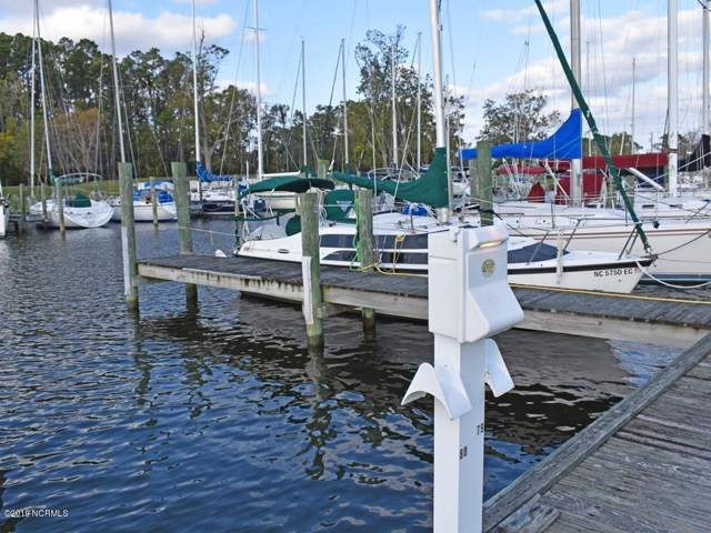 79 Pecan Grove Marina, Oriental, NC 28571 (MLS #100192329) :: Donna & Team New Bern