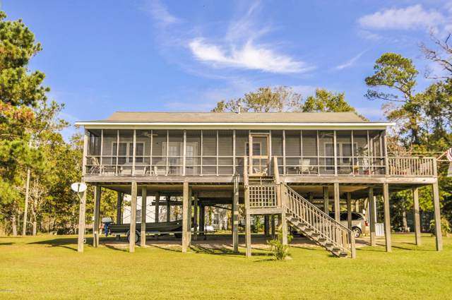 1625 Old Pamlico Beach Road W, Belhaven, NC 27810 (MLS #100192355) :: Courtney Carter Homes