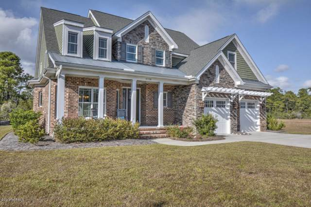 3726 Bridgewater Drive, Southport, NC 28461 (MLS #100192438) :: The Chris Luther Team