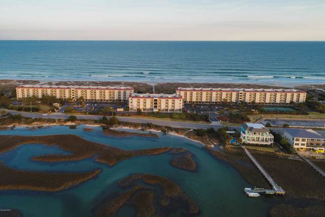 2400 N Lumina Avenue #3301, Wrightsville Beach, NC 28480 (MLS #100192447) :: Vance Young and Associates