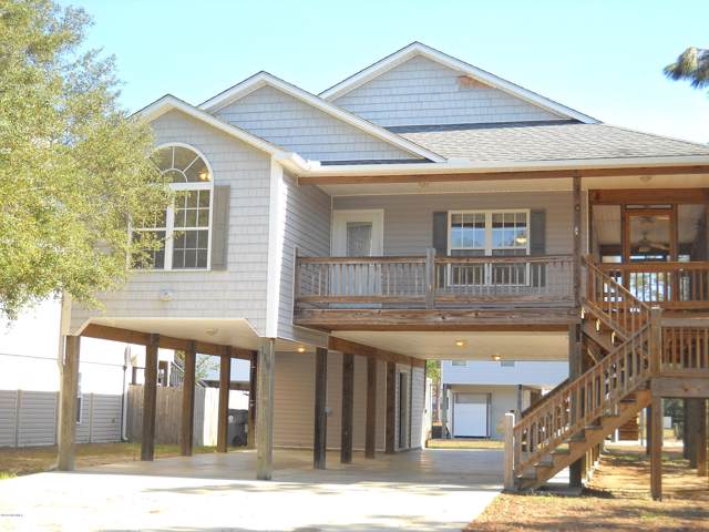 118 NE 22nd Street, Oak Island, NC 28465 (MLS #100192457) :: Berkshire Hathaway HomeServices Myrtle Beach Real Estate