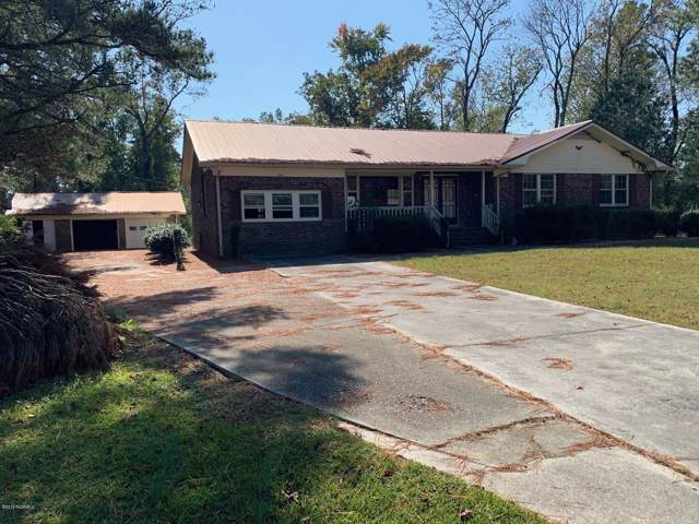278 Jimmy Tate Williams Road, Beulaville, NC 28518 (MLS #100192459) :: David Cummings Real Estate Team