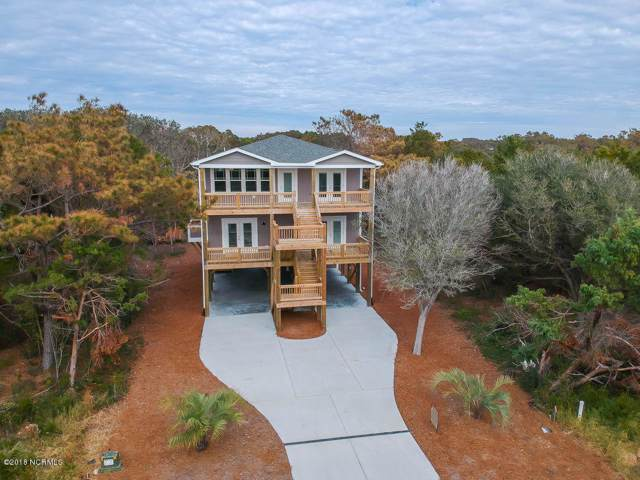 210 W Pelican Drive W, Oak Island, NC 28465 (MLS #100192465) :: Donna & Team New Bern
