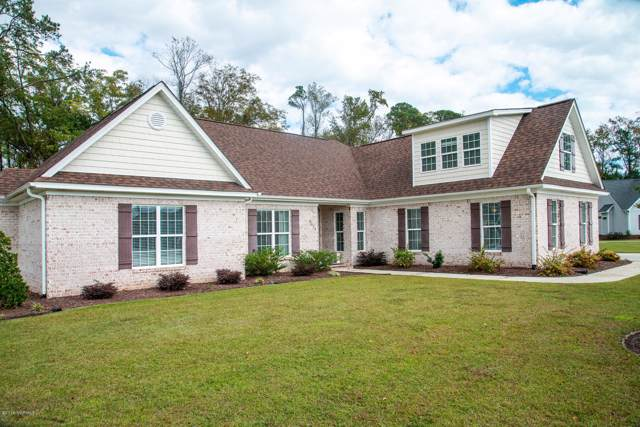 3112 Streamside Lane, Winterville, NC 28590 (MLS #100192478) :: The Keith Beatty Team