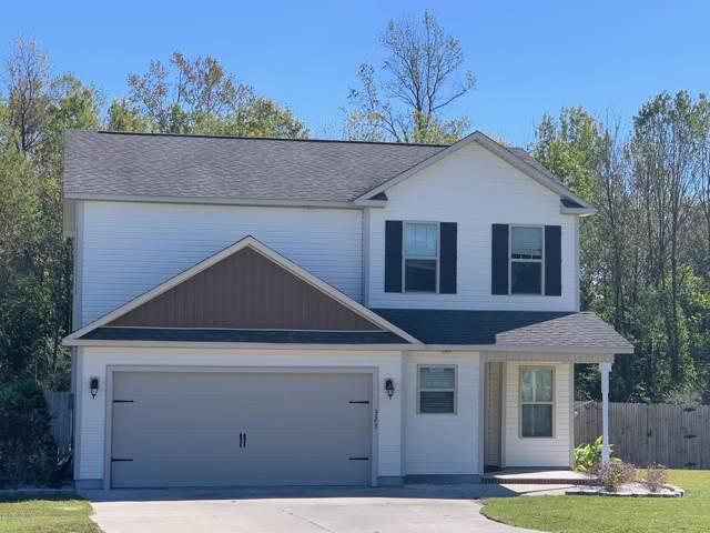 323 Starky Drive, Richlands, NC 28574 (MLS #100192488) :: CENTURY 21 Sweyer & Associates