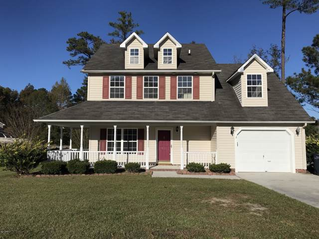 903 Huff Drive, Jacksonville, NC 28546 (MLS #100192500) :: RE/MAX Elite Realty Group